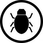 Illustration  Bug Icon